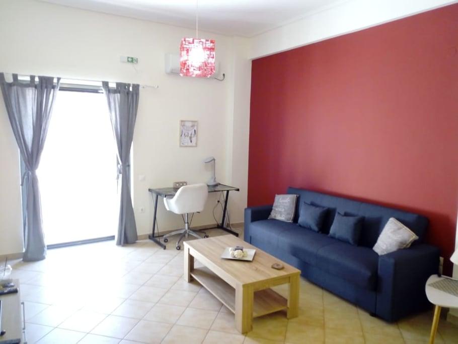 Lesvos Option 3 (65 sq.m-1 bedroom)