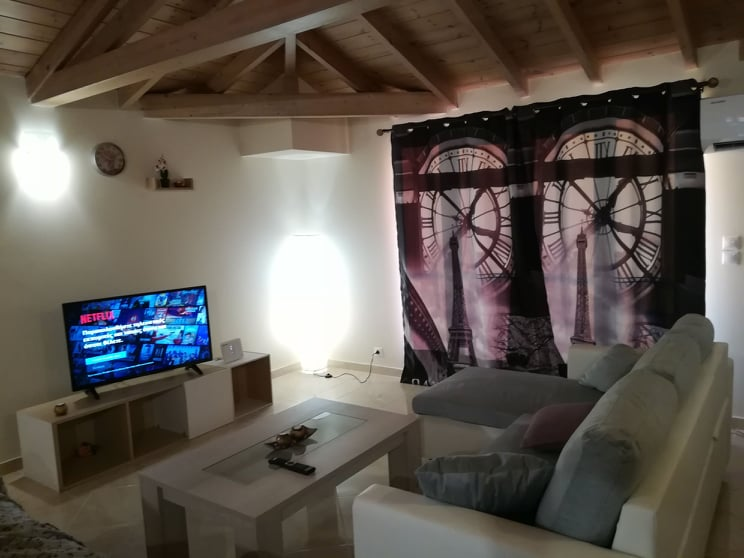 Group Apartments in Samos town (6 apartments in the same area)